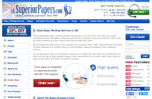 UK Superior Papers